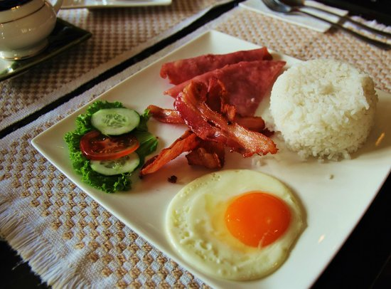 Colione Bed and Breakfast:                   Great breakfast