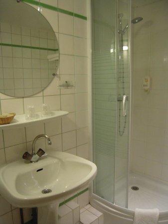 Hotel Sainte Odile : Douche wc