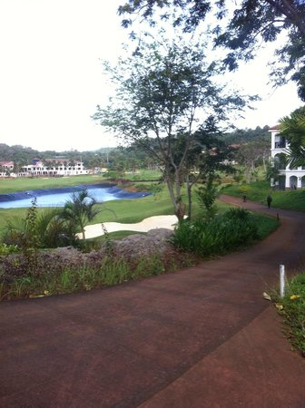 Fairways & Bluewater:                   Golf View