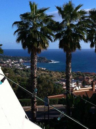 President Park Hotel:                   trampolino sul mare