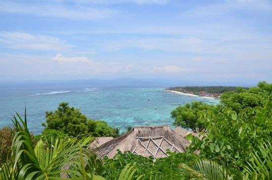 Batu Karang Lembongan Resort & Day Spa:                   View from Villa 18!