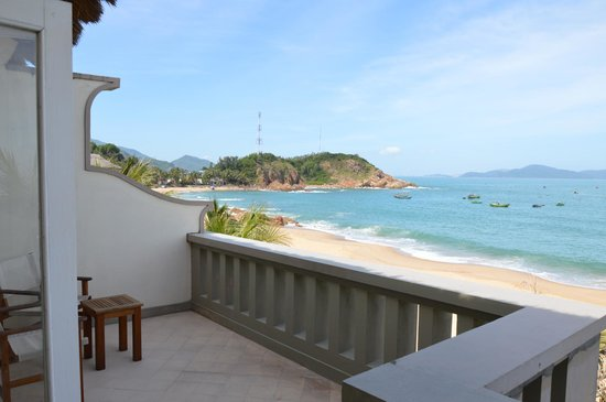 AVANI Quy Nhon Resort & Spa:                   Balkon 3e verdieping