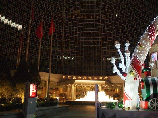 Grand Hyatt Beijing:                   xmas2013
