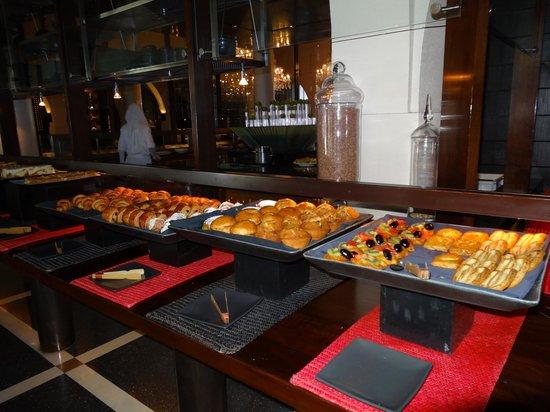 The Chedi Muscat – a GHM hotel: petit déj