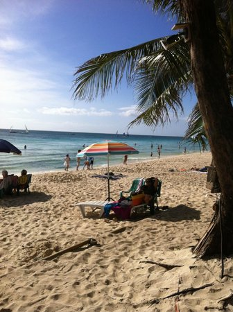 Tonglen Beach Resort:                   Beach close by