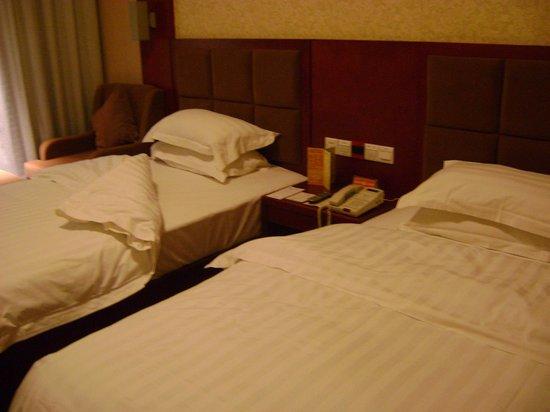 Guilin Park Hotel: Zimmer