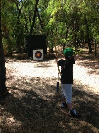 Busselton Archery & Family Fun Park:                                     archery close to busselton- great fun
