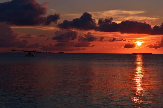 Kanuhura - Maldives: Sunset