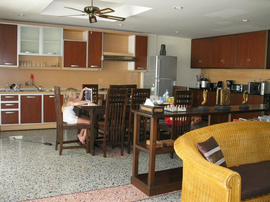 Tolmaj Family Apartment:                   Kitchen (fully equiped)