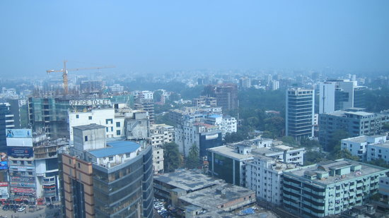 The Westin Dhaka: View from room