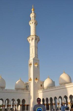 Sheikh Zayed Mosque: Stunning