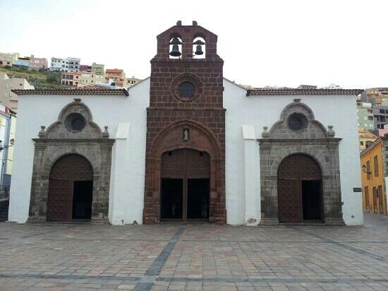 San Sebastián de la Gomera, إسبانيا:                   Iglesia de la Asunci?n                 