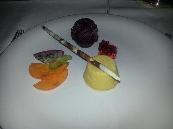 Cölln's Restaurant:                   Dessert