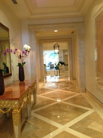Four Seasons Resort, Palm Beach: Lobby