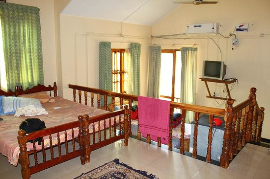 Thiruvambadi Beach Retreat:                   we stayed in this room