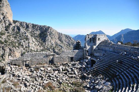 Termessos Theatre