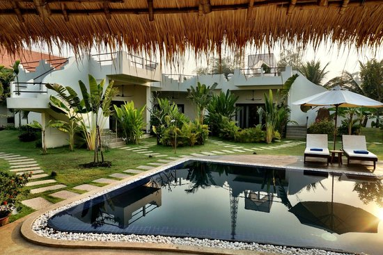 Navutu Dreams Resort & Wellness Retreat:                                     Rooms