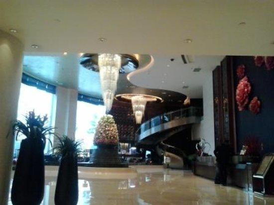 Chongqing Jinjiang Oriental Hotel:                                     la hall