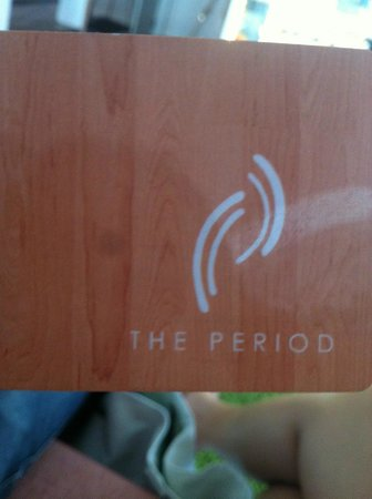 The Period Pratunam: Key Card