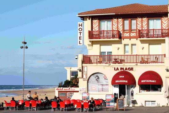 Alpha- bébête  Hotel-de-la-plage