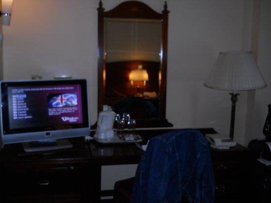 O'Callaghan Mont Clare Hotel: La camera