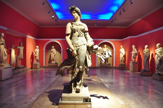 Museum, One of the must-visit attractions in Antalya