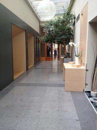 Novotel Praha Wenceslas Square: hotel lobby
