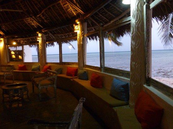 Eden Village Watamu Beach:                   area relax