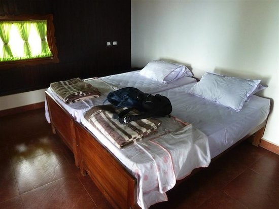 Kollenkeril Plantation Home-Stay Bungalow: Bedroom