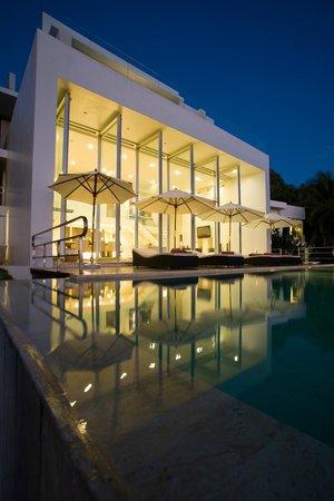 Villa Beige : Architecture