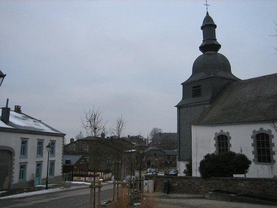 Auberge de la Ferme: village