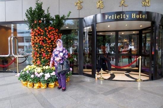 Best Western Shenzhen Felicity Hotel:                   17 februari 2013