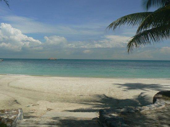 Nirwana Gardens - Nirwana Resort Hotel: The beach