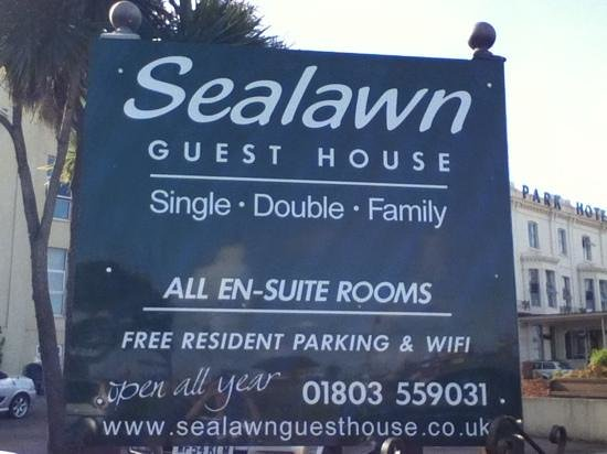 Sealawn Guest House