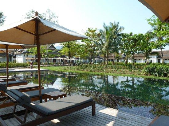 Sofitel Luang Prabang Hotel: Pool