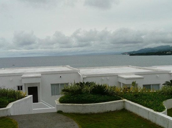 Cohiba Villas:                                     View from just outside our bedroom suite