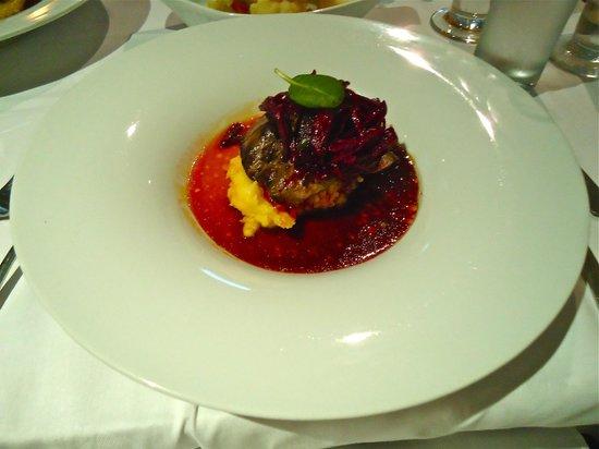 Raetihi Lodge: Dinner
