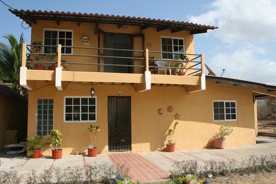 Malibu Beach Hostel :                   das Hostel