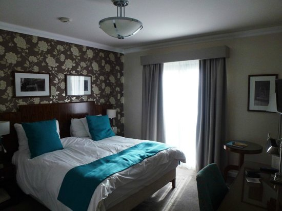 The Phoenicia Malta: Deluxe City View Room