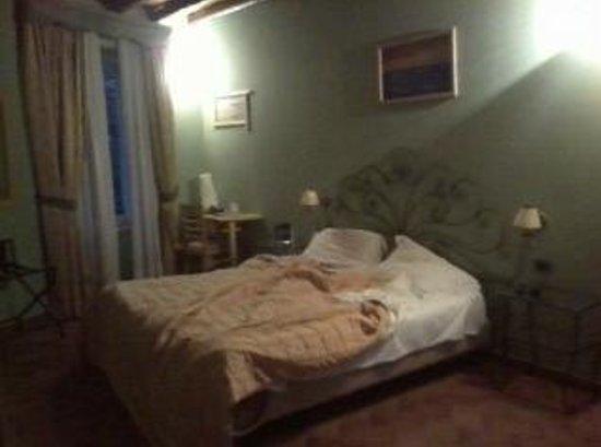 Borgovico Hotel:                   Camera 310