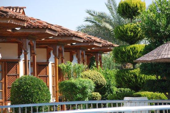 Asur Hotel & Aparts & Villas:                   chalet style rooms