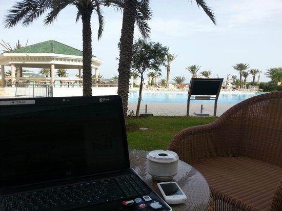 IBEROSTAR Royal El Mansour & Thalasso:                   Pool View