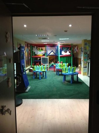 NubaHotel Vielha: mini club