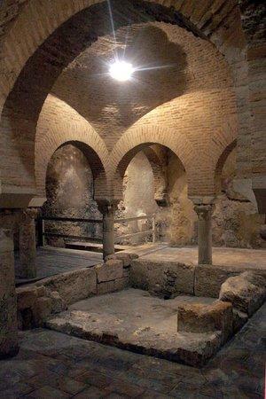Centro Cultural Banos Arabes:                   Baños Arabes de Jaén (www.dipujaen.es)