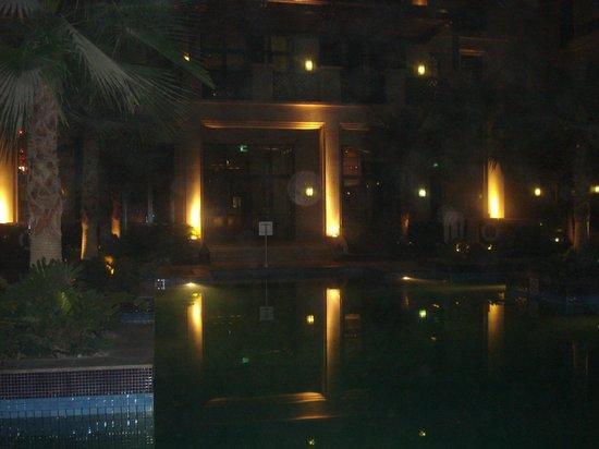 فندق قمر الدين:                   Séjour inoubliable                 