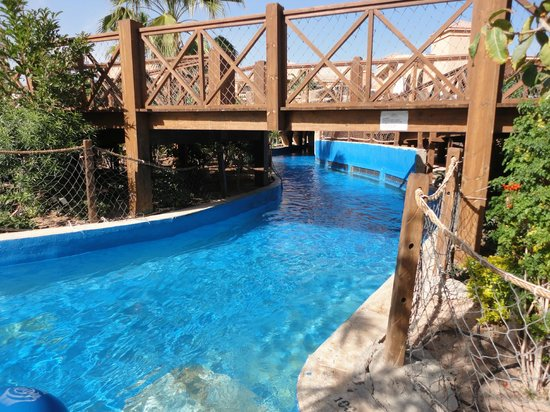 Coral Sea Aqua Club Resort:                   lazy river