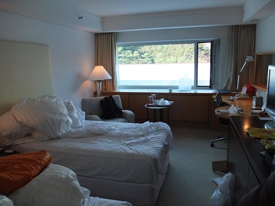 The Westin Chosun Busan: View of room from Door