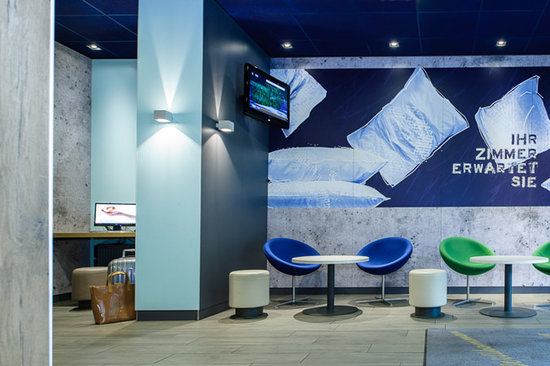 Ibis Budget Hannover Hauptbahnhof: ibis budget Hannover HBF