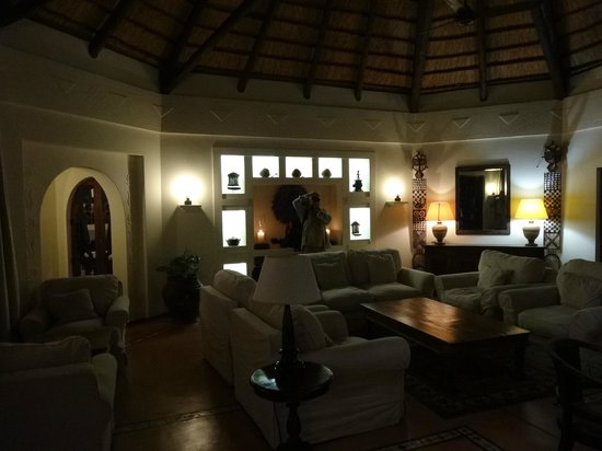 Sanctuary Chobe Chilwero: Room as a museum piece
