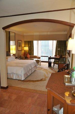 Sheraton Imperial Kuala Lumpur Hotel: Club room (33th floor)